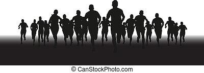 corredores, grupo