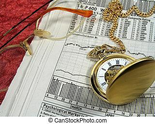 cronometrando, 3, mercado