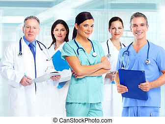cuidado médico, saúde, woman., doutor