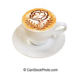 cup., café, cappuccino