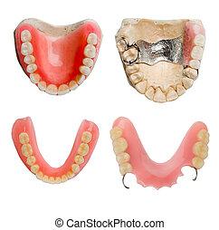 dental, prótese