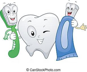 dental, produtos