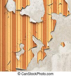 desfolha, papel parede
