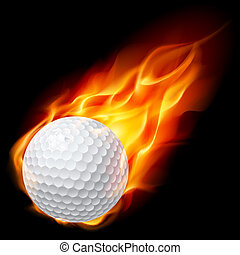despeça bola, golfe