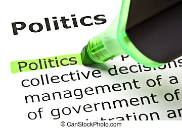 destacado, 'politics', verde