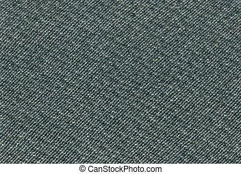 detalhado, grande, estilo, tecido, horizontais, profundo, têxtil, tecido lã, verde, padrão, fundo, textured, closeup, áspero, lã, casual, mar, textura