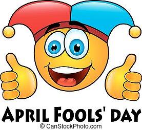 dia bobos abril
