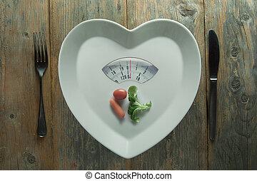dieta, conceito