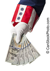 dinheiro, retorno, governo