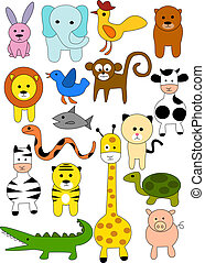 doodle, animal