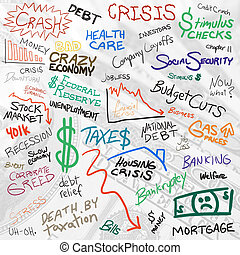 doodles, economia