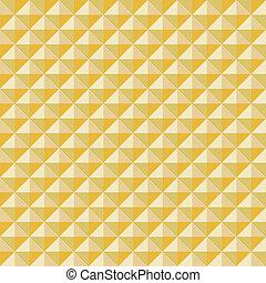 dourado, padrão