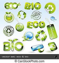 eco, bio, &