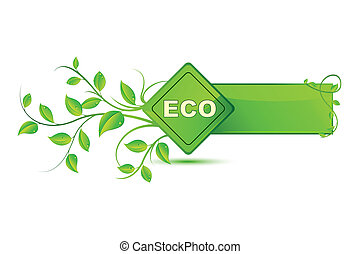 eco, tag, amigável