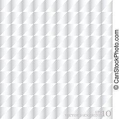 (editable, abstratos, pattern), seamless, ilustração, experiência., vetorial, branca