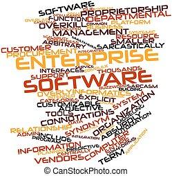 empresa, software
