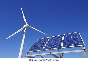 energia, renovável