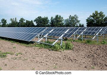 energy:, painéis, renovável, solar