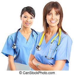 enfermeiras