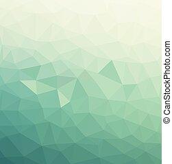 eps10, padrão, abstratos, -, vetorial, fundo, triângulos