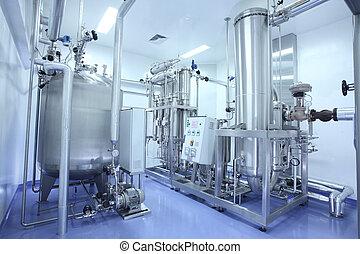 equipamento, industrial