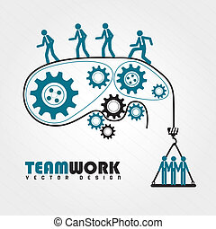 equipe trabalho