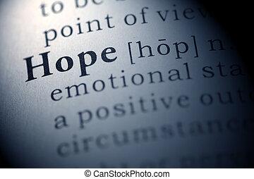 esperança
