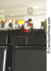 esperando, room-airport