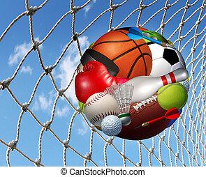 esportes, condicão física, sucesso