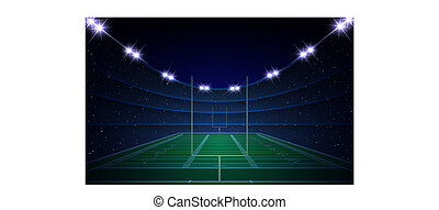 estádio americano futebol