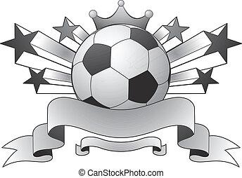estrela, futebol, emblema