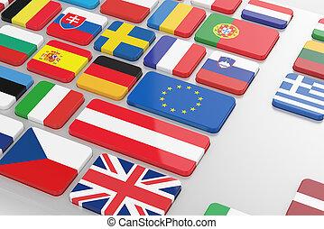 europa, conceito