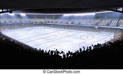 event., stadium., hóquei, esportes