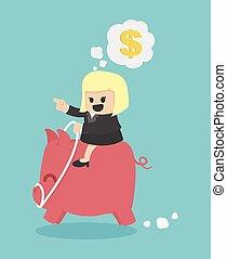 executiva, metas financeiras