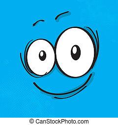expressão, caricatura