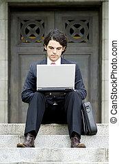 exterior, computando