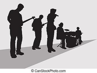 faixa, musical