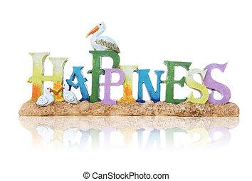 felicidade, sinal