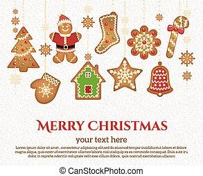 feriado, natal, elementos