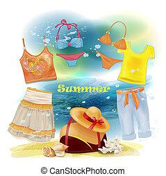 feriados, cobrança, roupas verão
