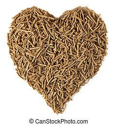 fibra, saúde, coração, dietético