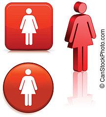 figura vara, femininas