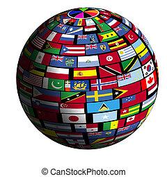flag-covered, earth-, quad1, vista