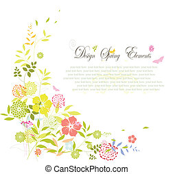flor mola, fundo