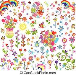 flores, jogo