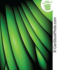 folha verde, fundo