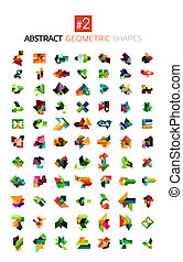 formas, abstratos, jogo, geomã©´ricas, coloridos