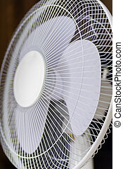 fundo, fragmento, elétrico, pretas, ventilador
