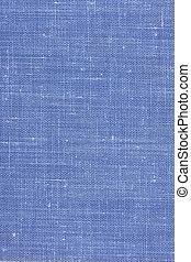 fundo, luz azul, têxtil