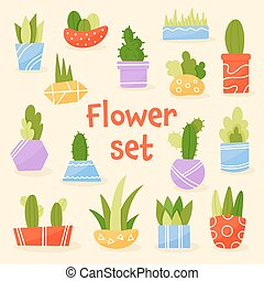 fundo, pote, lar, flores, branca, vetorial